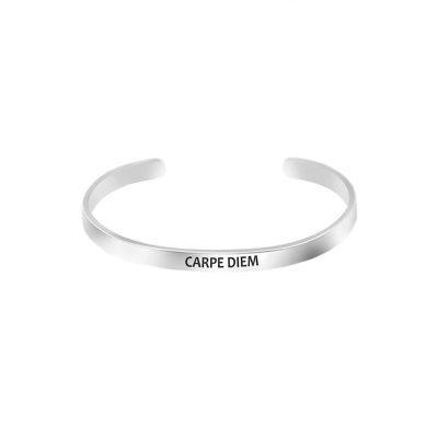 Mantra Bracelet - Carpe Diem