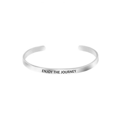 Mantra Bracelet - Enjoy the Journey