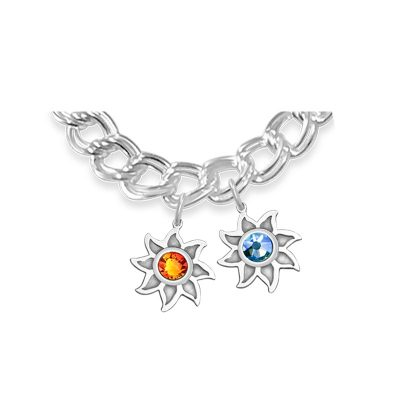 Colorado Collection Sunshine Charms with Swarovski Crystal