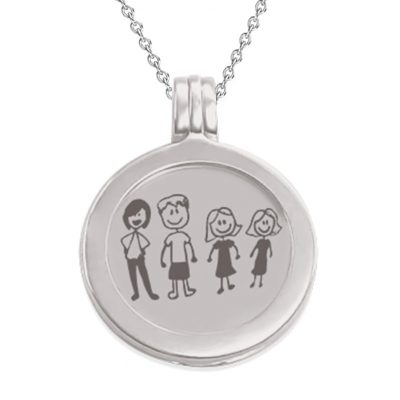 Kavalis Locket Personalized