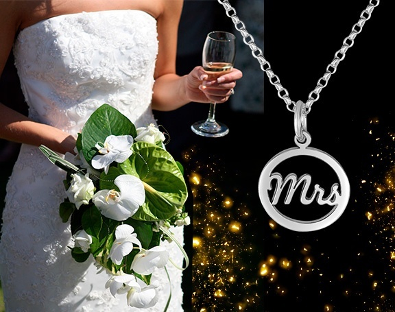 Written On Your Heart: Our New Personalized Bridal Collection