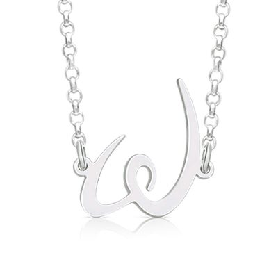 WomenGive Logo Pendant Silver to Support WomenGive scholarship program for single mothers in Larimer country