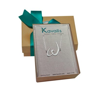 WomenGive Necklace in Sterling SIlver